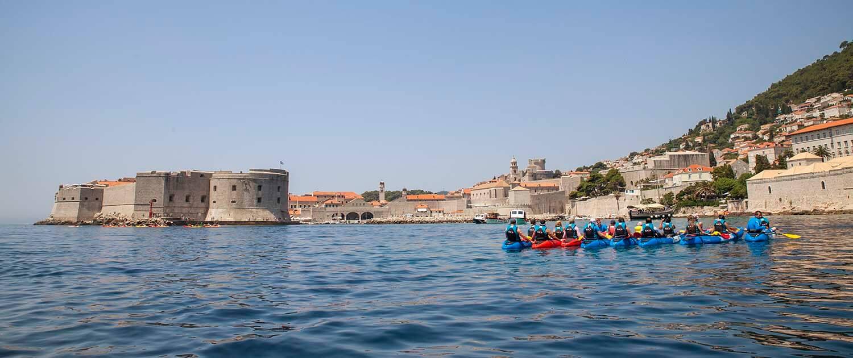 Dubrovnik Outdoor Festival Slide 1